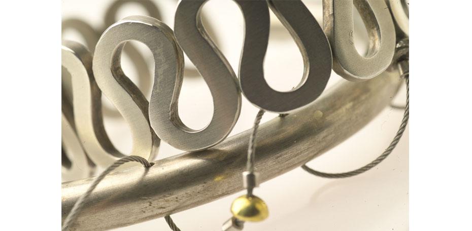 Artwork - Silver Bracelets