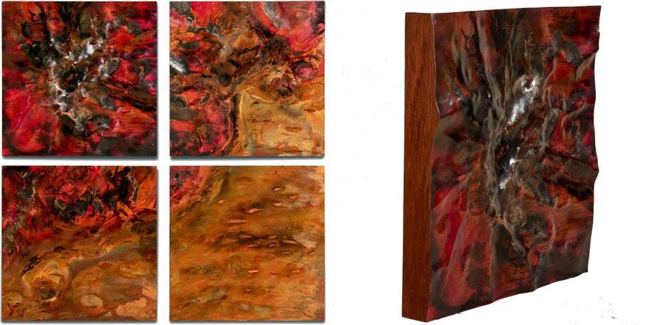 Artworks - Terrain