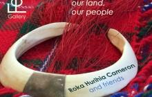 Roka Hurihia Cameron Exhibition Featured Image
